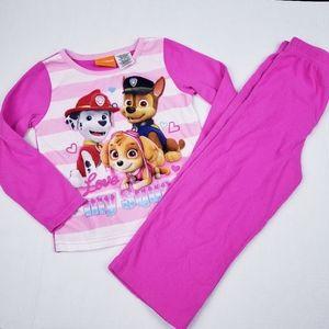 Paw Patrol Pajama set 4t